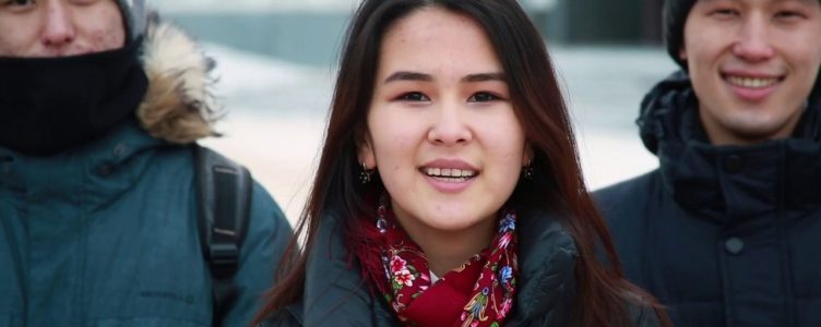 International students from Kyrgyzstan: about SyktSU