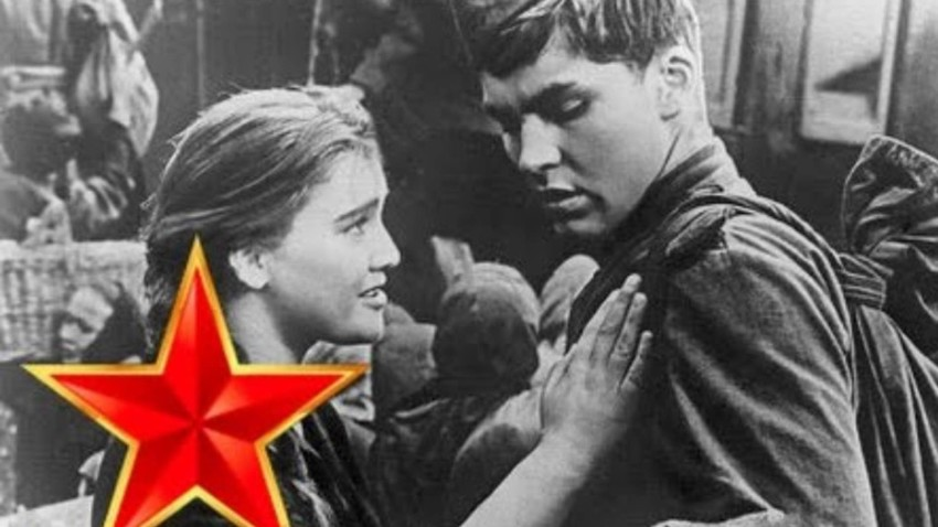 Top 10 Soviet songs about World War II (the Great Patriotic War)